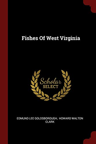 9781376264708: Fishes Of West Virginia