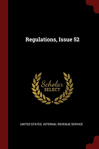 9781376272390: Regulations, Issue 52