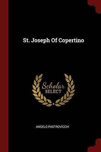 9781376283846: St. Joseph of Copertino
