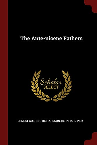 9781376286168: The Ante-nicene Fathers