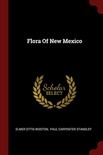 9781376307177: Flora Of New Mexico