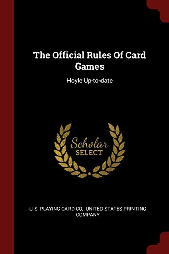 9781376319422: The Official Rules Of Card Games: Hoyle Up-to-date