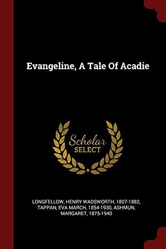9781376335217: Evangeline, A Tale Of Acadie