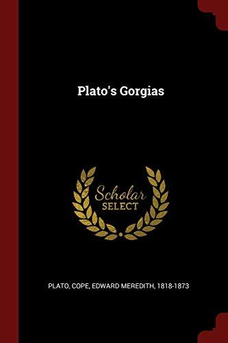 9781376337839: Plato's Gorgias