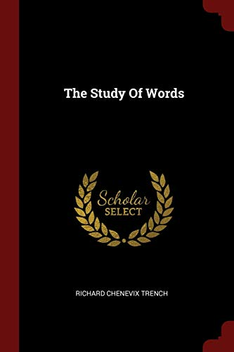 9781376358155: The Study Of Words