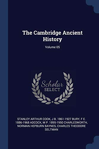 9781376827019: The Cambridge Ancient History; Volume 05