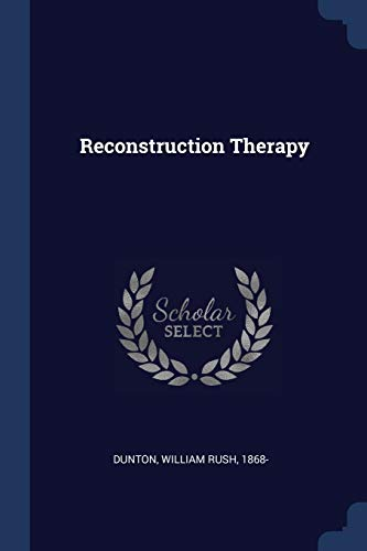 Reconstruction Therapy (Paperback)