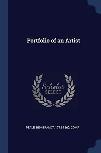 9781376926699: Portfolio of an Artist