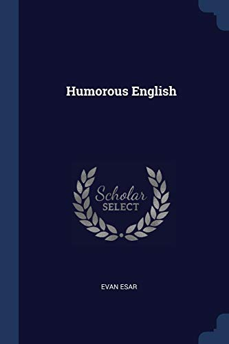 9781376973747: Humorous English