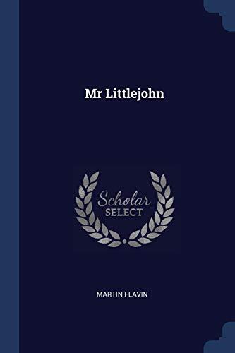 9781377032726: Mr Littlejohn