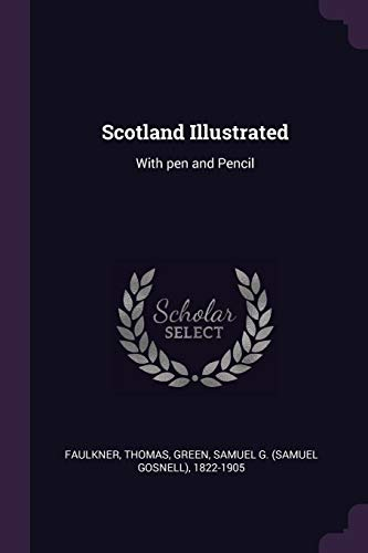9781378265505: Scotland Illustrated: With pen and Pencil