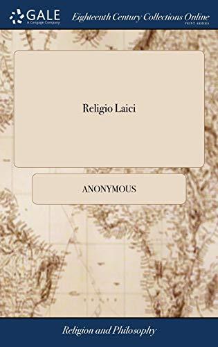 9781379852094: Religio Laici: Or, a Layman's Faith. a Poem. Written by Mr. Dryden