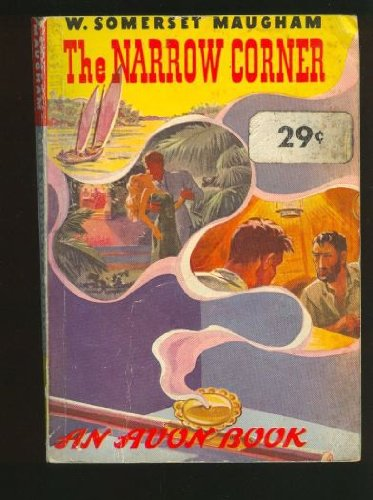 9781380000415: The Narrow Corner (New Avon Library, #41)