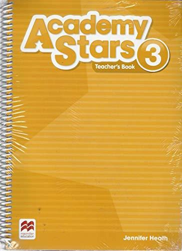 Academy Stars Level 3 Teacher's Book Pack: Jennifer Heath