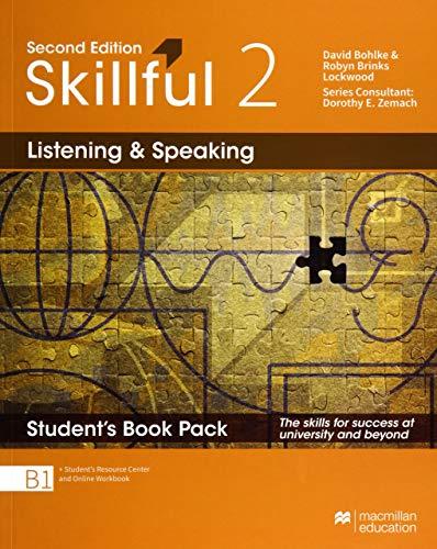 9781380010599: SKILLFUL 2 Listen&Speak Sb Prem Pk 2nd (ELT SKILFULL 2ND)