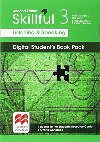 9781380010681: Baker, L: Skillful Second Edition Level 3 Listening and Spe