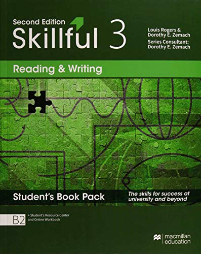 9781380010766: SKILLFUL 3 Read&Writing Sb Prem Pk 2nd (ELT SKILFULL 2ND)