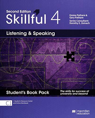 9781380010827: SKILLFUL 4 Listen&Speak Sb Prem Pk 2nd (ELT SKILFULL 2ND)