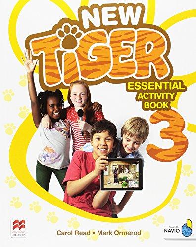 9781380011190: NEW TIGER 3 Essential Ab Pk