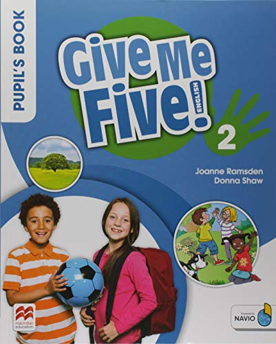 9781380013507: Give me five! Level 2. Pupil's Book Pack