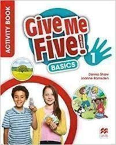 9781380013767: Shaw, D: Give Me Five! Level 1 Activity Book Basics