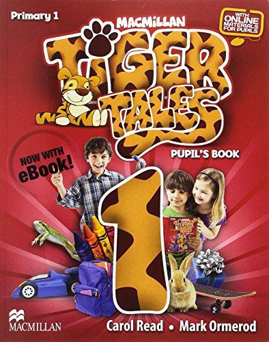 9781380014603: TIGER 1 Pb Pk (ebook+Skills Tr)