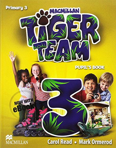 9781380014627: TIGER 3 Pb (ebook) Pk
