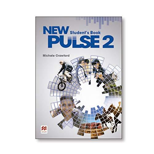 9781380020376: NEW PULSE 2 Sb Pk