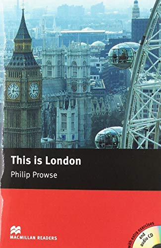 9781380040084: MR (B) This is London Pk New Ed (Macmillan Readers)