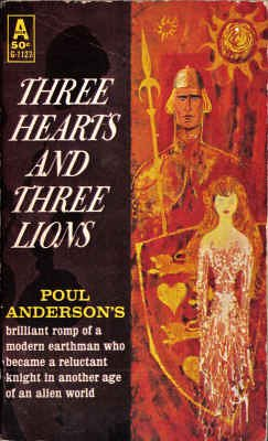 9781380711274: Three Hearts and Three Lions (Avon SF, G-1127)