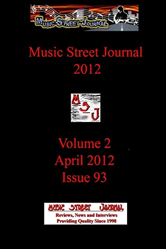 Music Street Journal 2012: Volume 2 -: Gary Hill