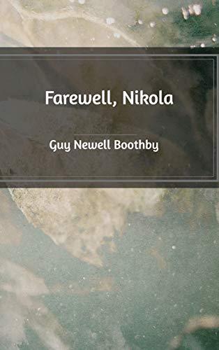 9781389510571: Farewell, Nikola