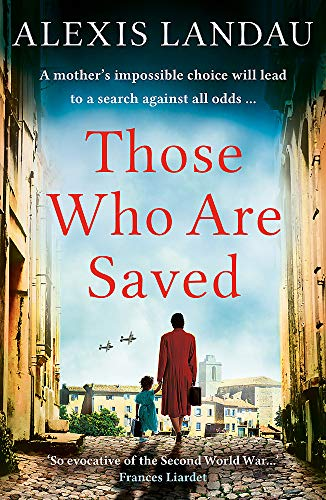 Alexis Landau, Those Who Are Saved