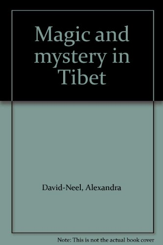9781399331111: Magic and mystery in Tibet