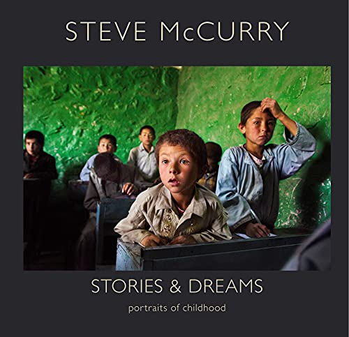 Steve McCurry , Stories and Dreams