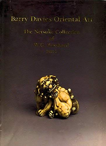 9781399772365: The Netsuke Collection of W. G. Bosshard Part I
