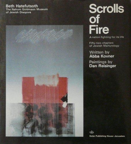 9781399774468: Scrolls of Fire