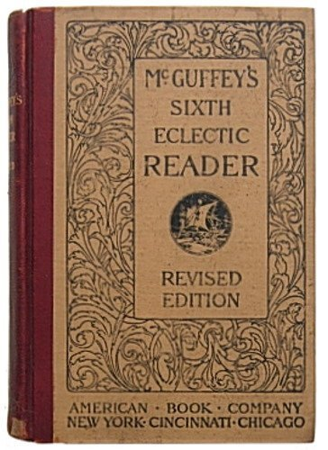 9781399903073: Mcguffey's Sixth Eclectic Reader
