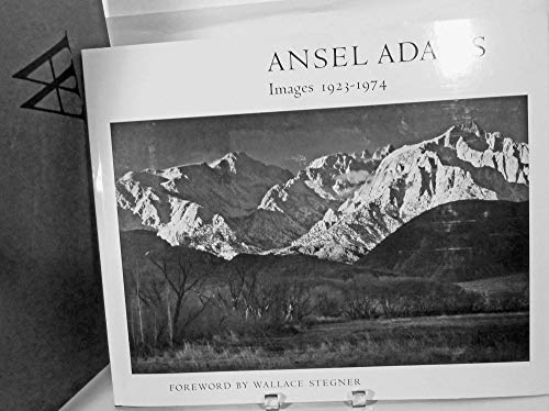 Ansel Adams Images 1923-1974: Ansel Adams