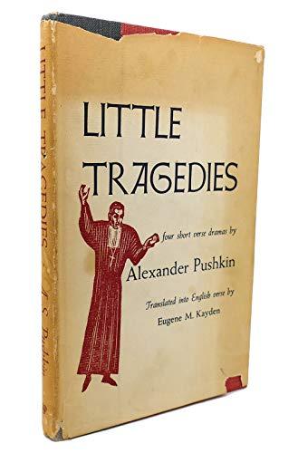 9781399988308: Little Tragedies