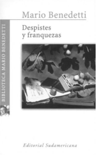 9781400000401: Despistes y franquezas (Spanish Edition)