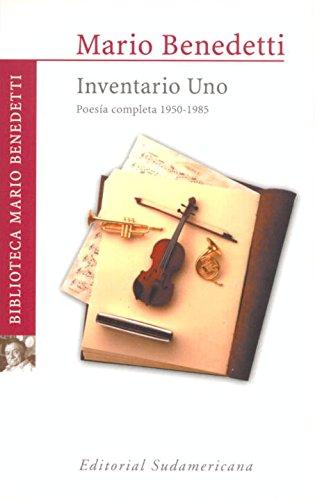 9781400000432: Inventario uno: Poesia completa 1950-1985 (Spanish Edition)