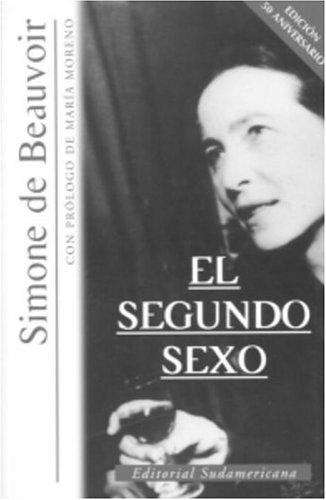 9781400000609: Segundo sexo (Spanish Edition)