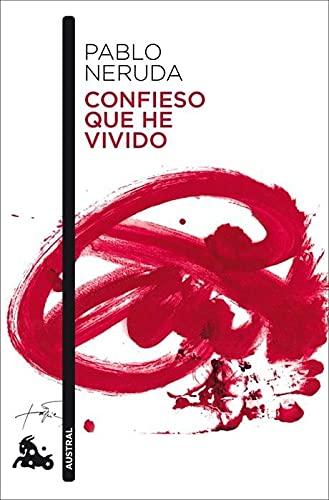 9781400001439: Confieso Que He Vivido (Debolsillo)