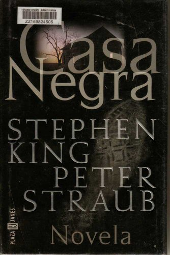 Casa Negra (Spanish Edition): King, Stephen