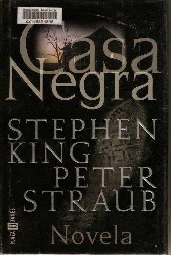 9781400002245: Casa Negra (Spanish Edition)
