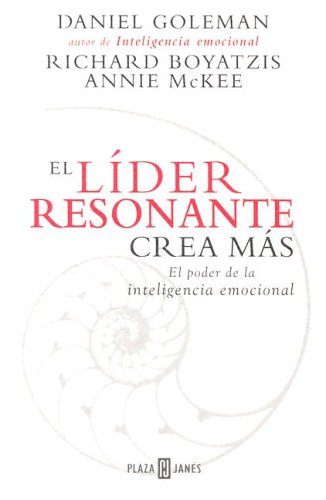 9781400002948: Lider resonante crea mas (Spanish Edition)