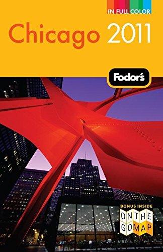 Fodor's Chicago 2011 (Full-color Travel Guide): Fodor's