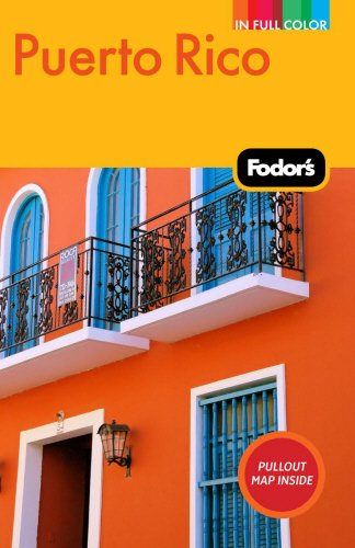 9781400004522: Fodor's Puerto Rico, 6th Edition (Fodors Guides)