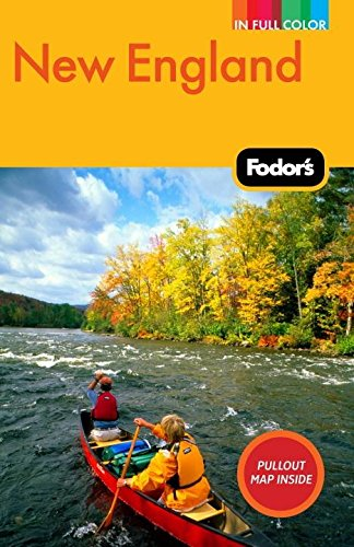 Fodor's New England, 29th Edition (Full-color Travel Guide): Fodor's